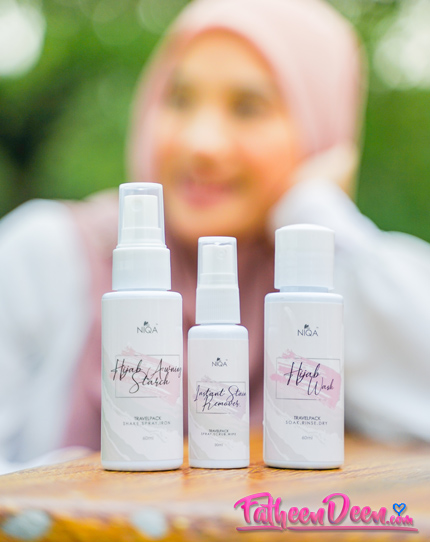 Review Niqa Hijab Wash